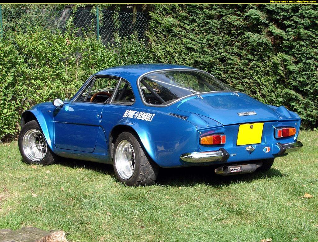 1970 renault alpine a 110 car photos catalog 2018. Black Bedroom Furniture Sets. Home Design Ideas