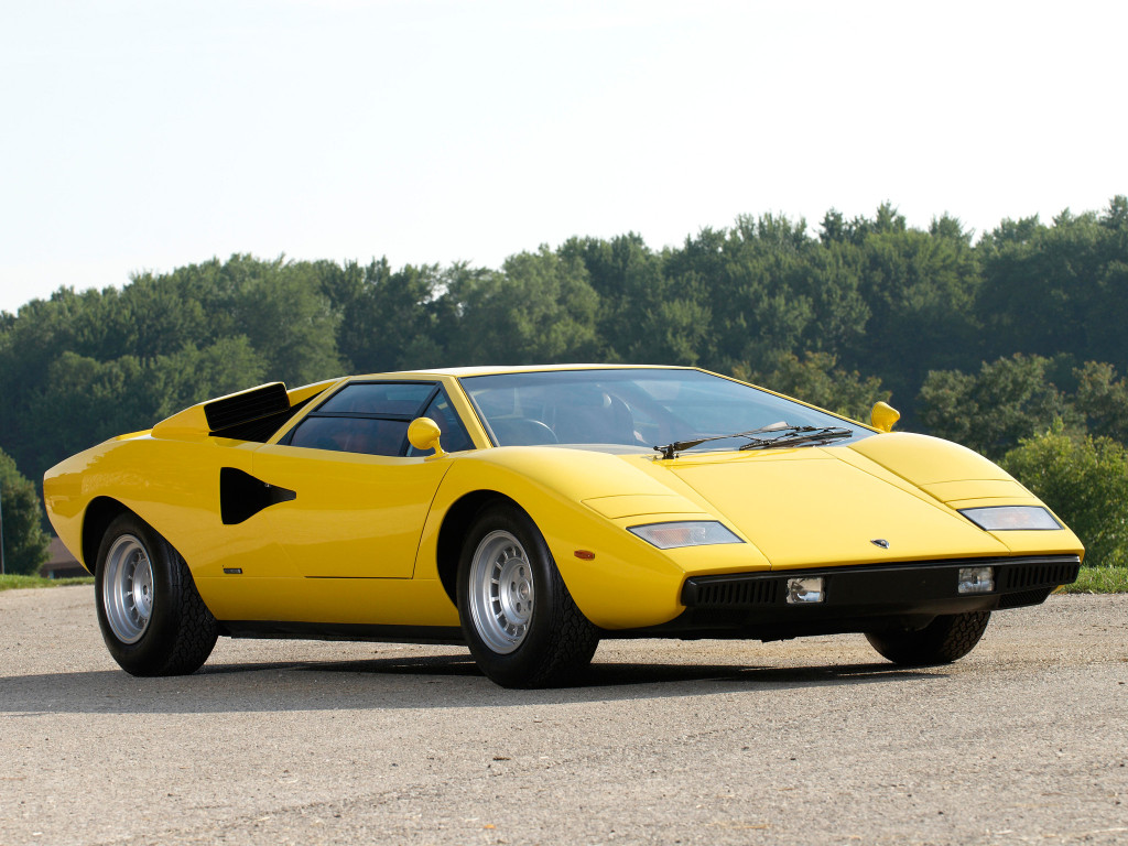 1973 Lamborghini Countach Lp 400 Car Photos Catalog 2018