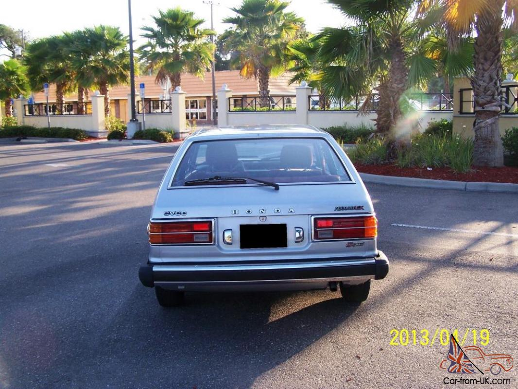 1979 Honda Accord Sedan photo - 3