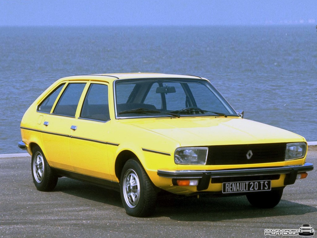 1979 Renault 20 Turbo Diesel photo - 1
