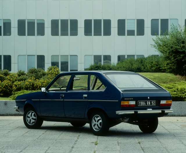 1979 Renault 20 Turbo Diesel photo - 2