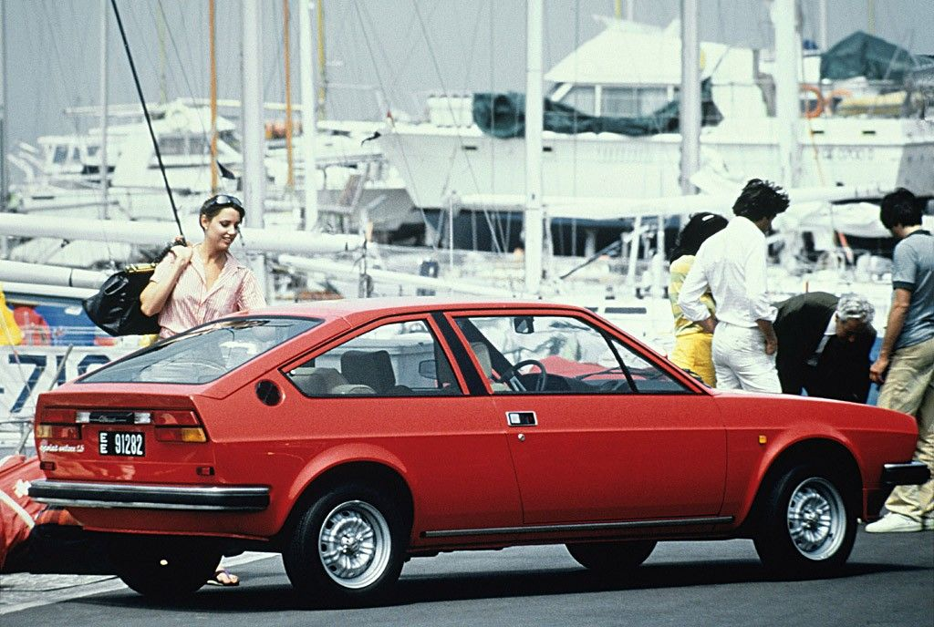 1983 Alfa Romeo Alfasud Sprint Grand Prix photo - 1