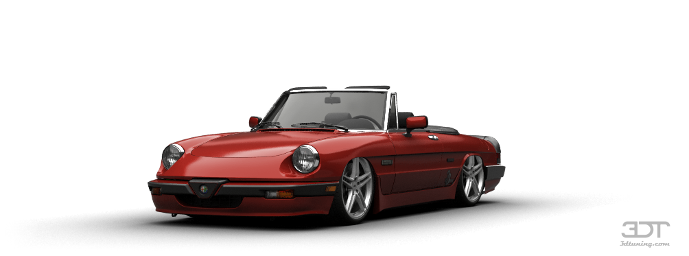 1983 Alfa Romeo Spider photo - 2