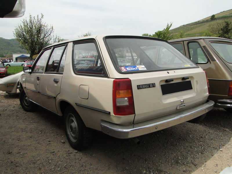 1984 Renault 18 TL Type 2 photo - 2