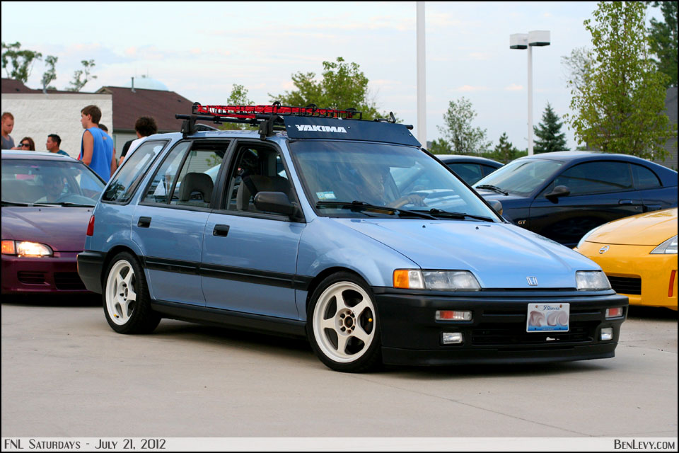 1988 Honda Civic Wagon Car Photos Catalog 2018