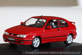 1988 Renault 19 16S 3 door photo - 1