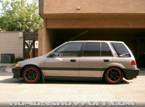 1990 Honda Civic Wagon Car Photos Catalog 2018