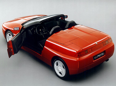 1991 Alfa Romeo 164 Proteo Concept photo - 3