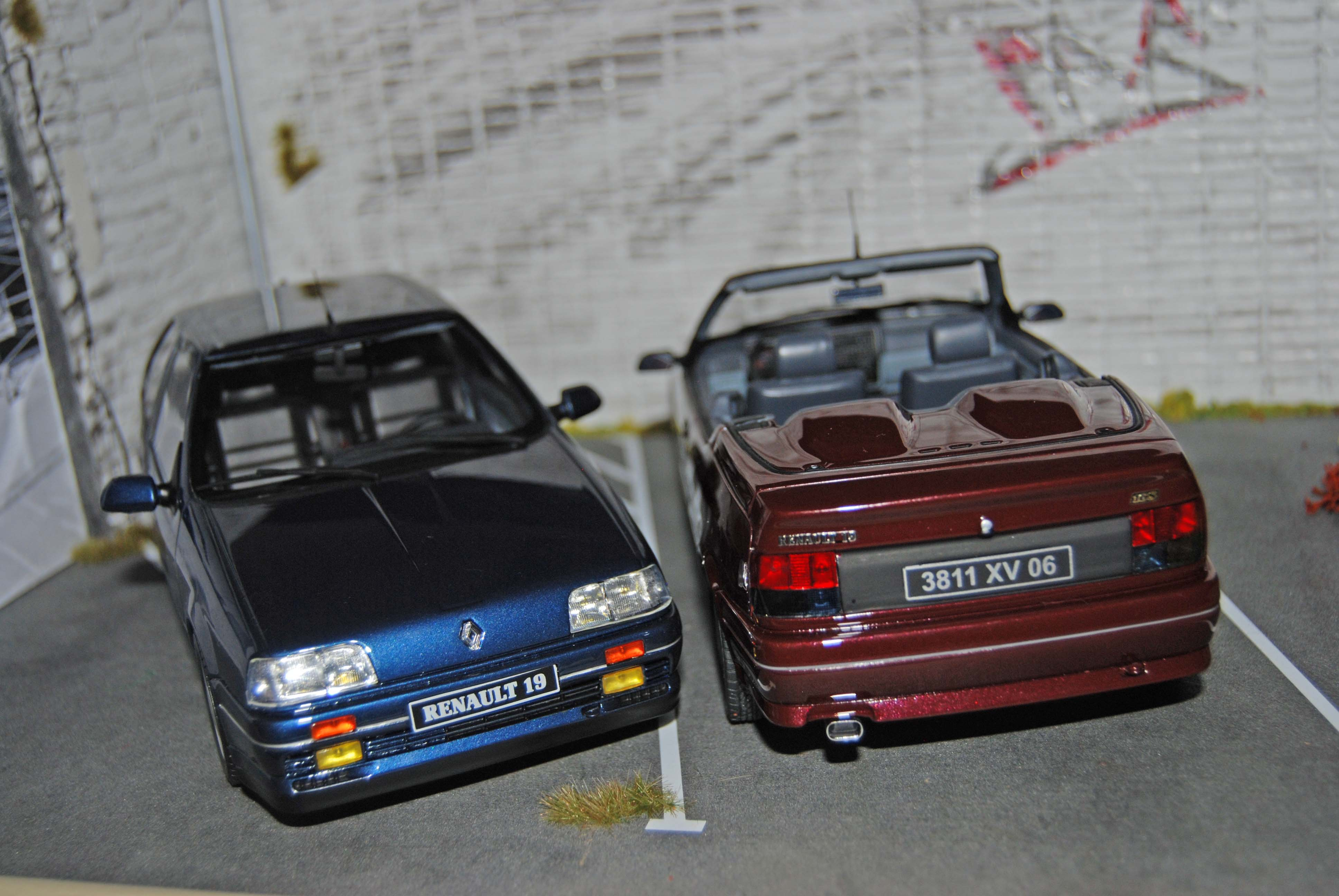 1991 Renault 19 Convertible 16S photo - 1