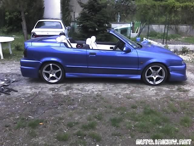 1991 Renault 19 Convertible 16S photo - 3
