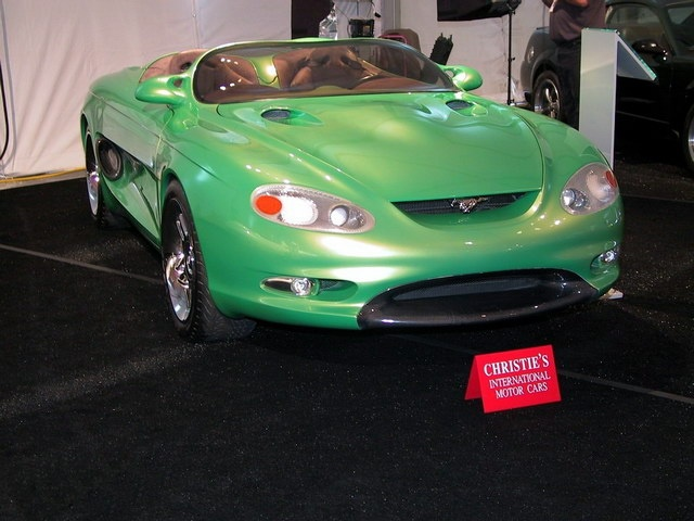 1993 Ford Mustang Mach III photo - 1
