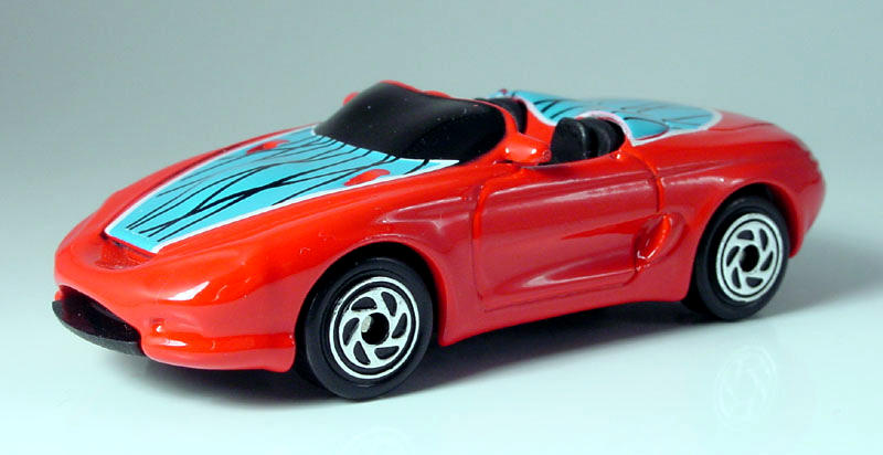1993 Ford Mustang Mach III photo - 2