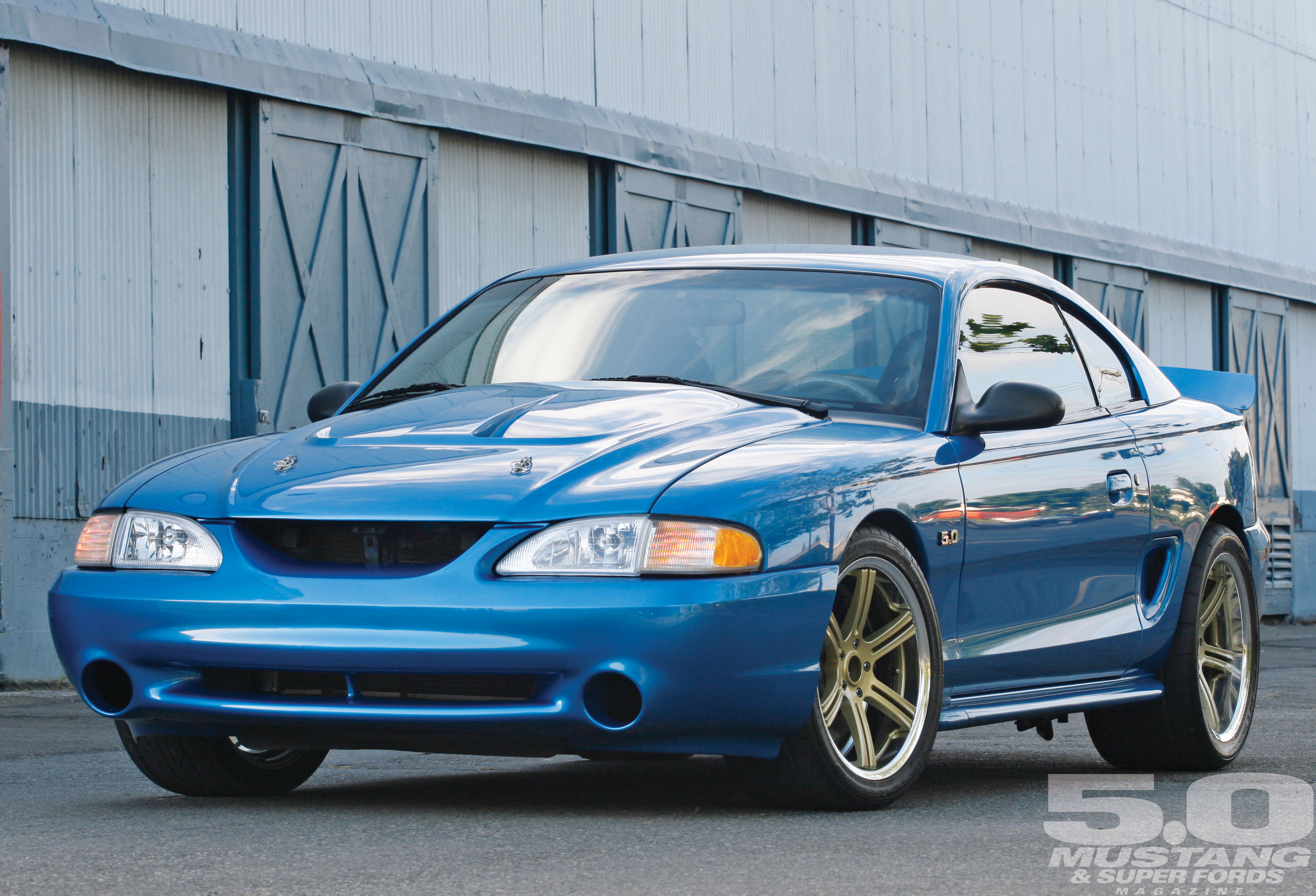 1994 Ford Mustang GT photo - 1