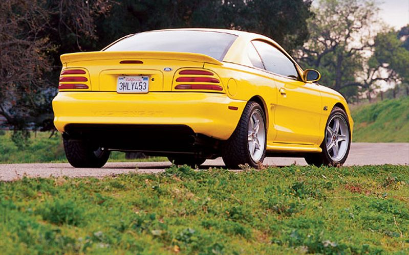 1994 Ford Mustang GT photo - 2