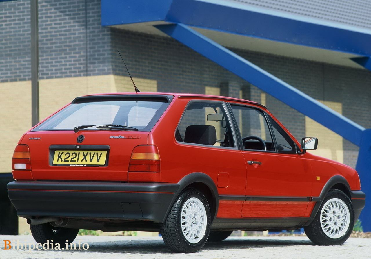 1994 Volkswagen Polo photo - 2