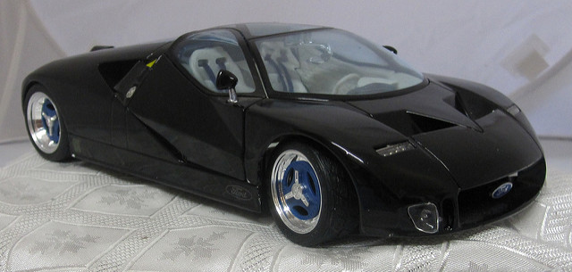 1995 Ford GT90 Concept photo - 3