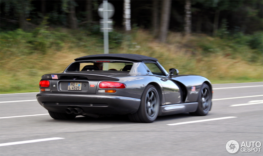 Best selection of pictures for car 1996 Dodge Viper RT10 on all the ...