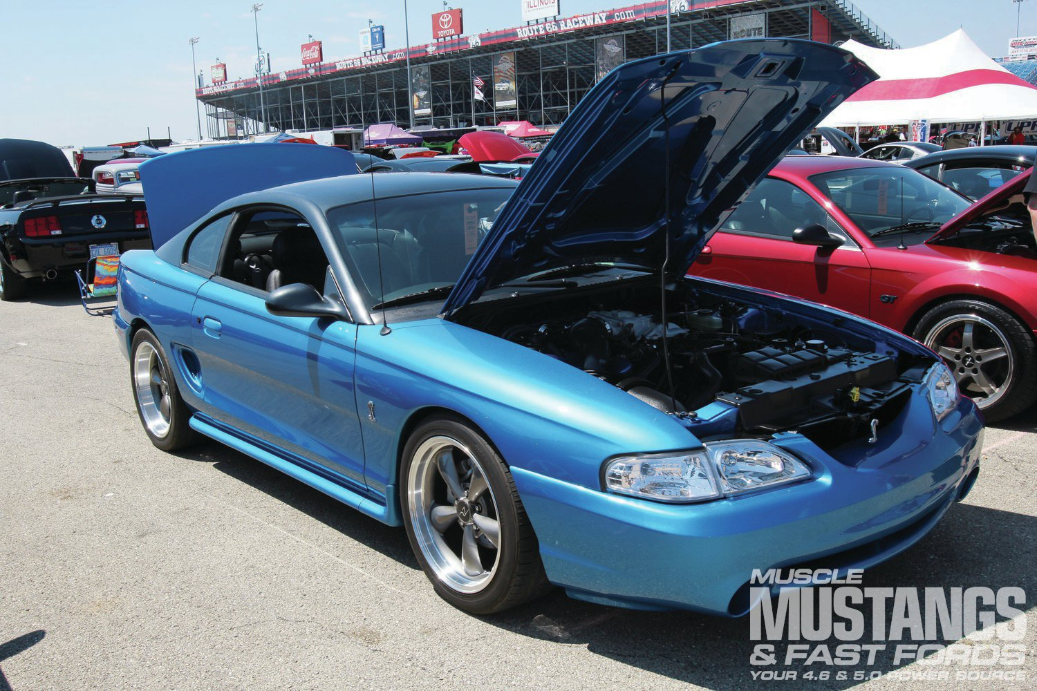 1996 Ford Mustang GT photo - 2