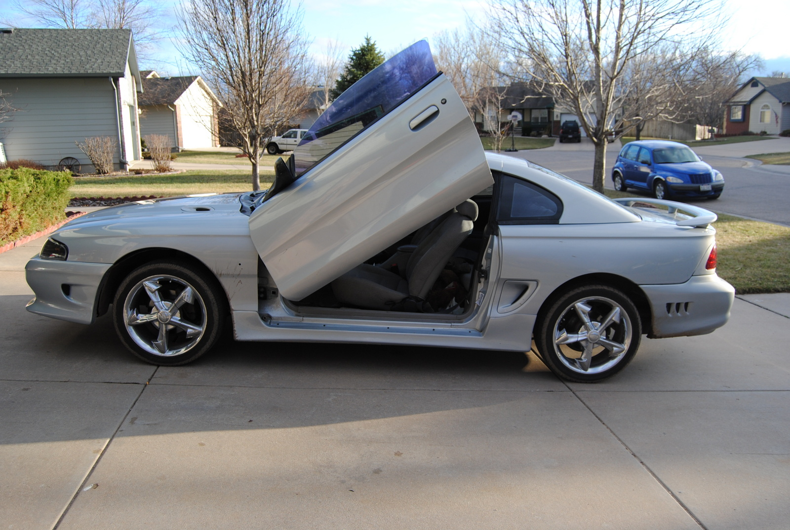 1996 Ford Mustang GT photo - 3