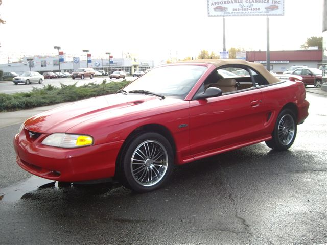 1998 Ford Mustang GT photo - 2
