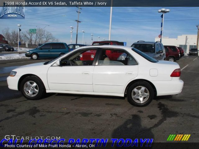 1998 Honda Accord Sedan photo - 2