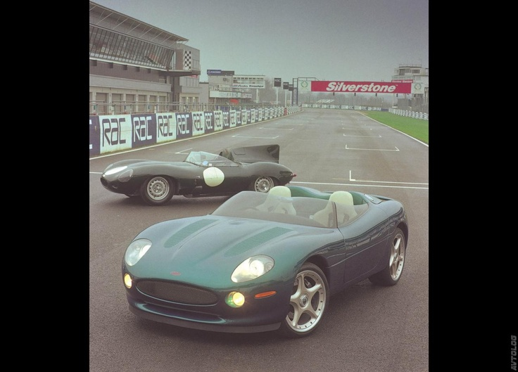 1998 Jaguar XK180 Concept photo - 1