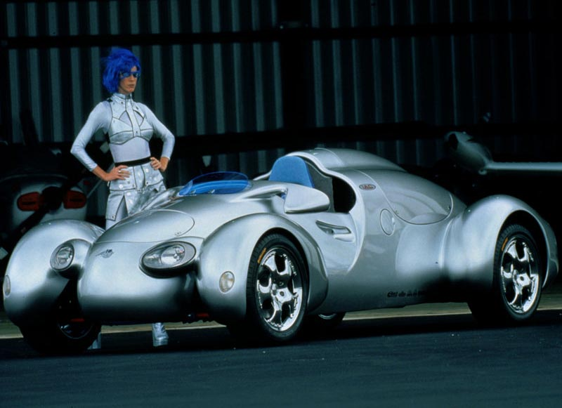 1998 Jaguar XK180 Concept photo - 3
