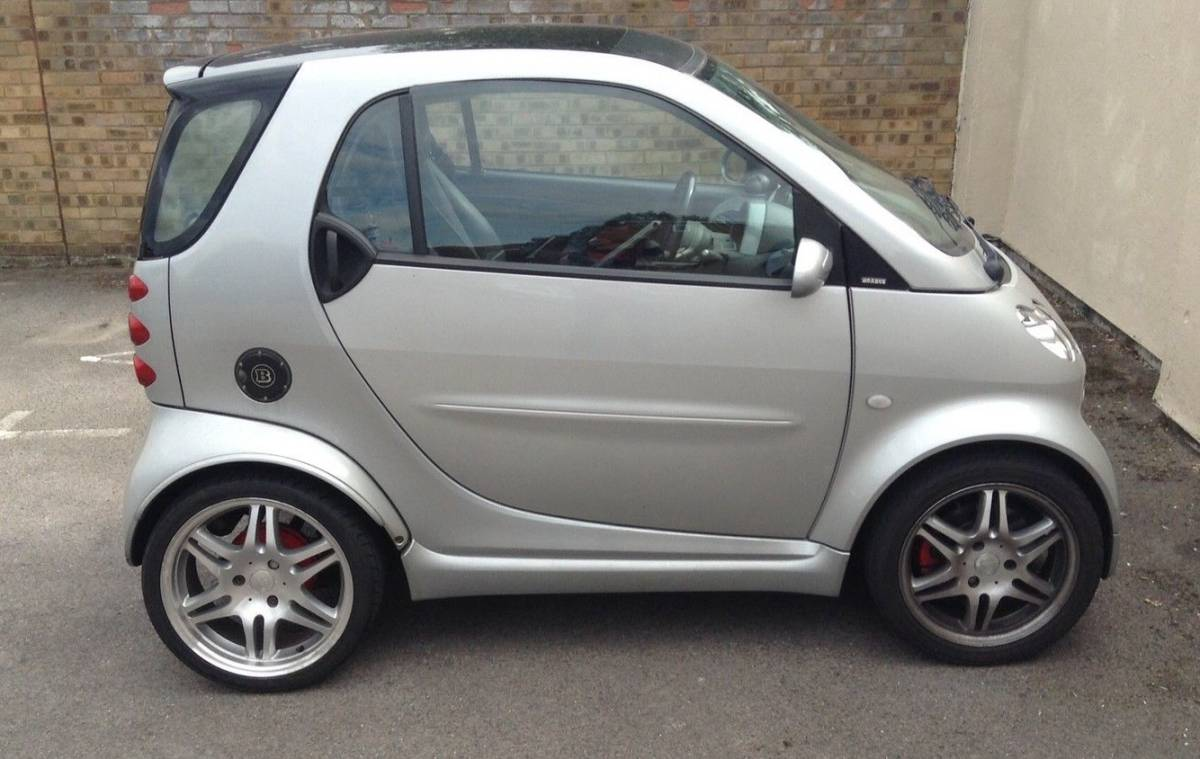 1998 Smart fortwo photo - 1