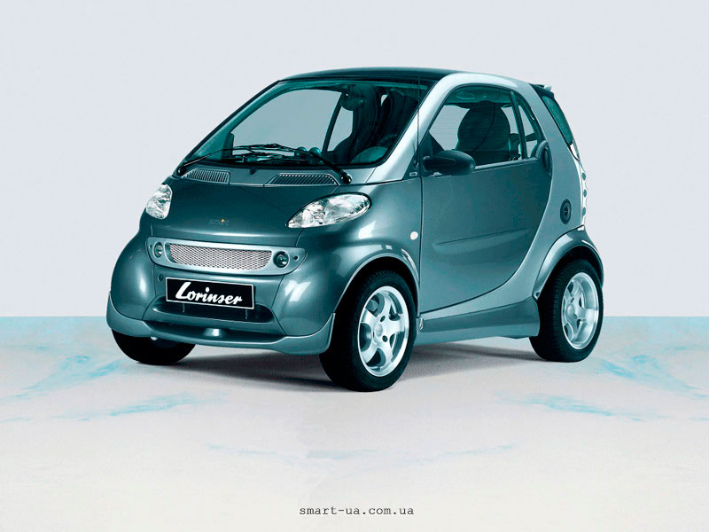 1998 Smart fortwo photo - 2