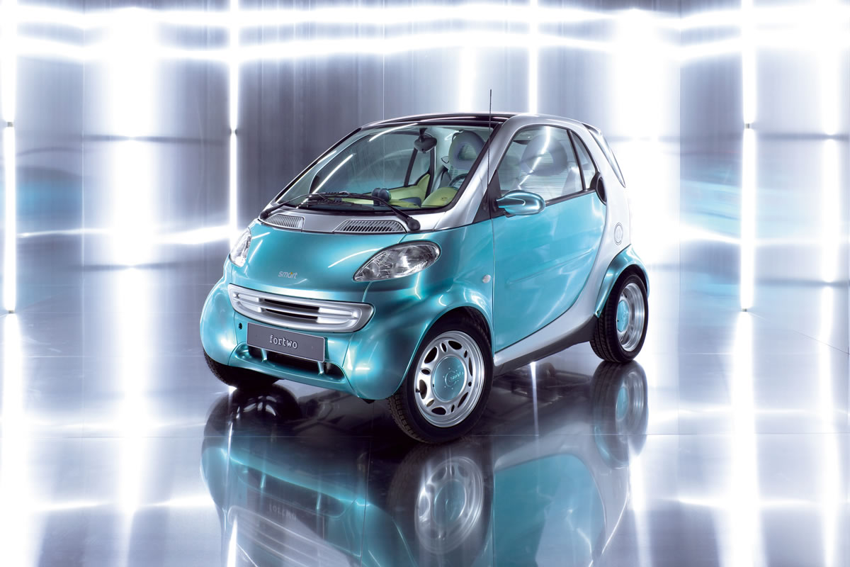 1998 Smart fortwo photo - 3