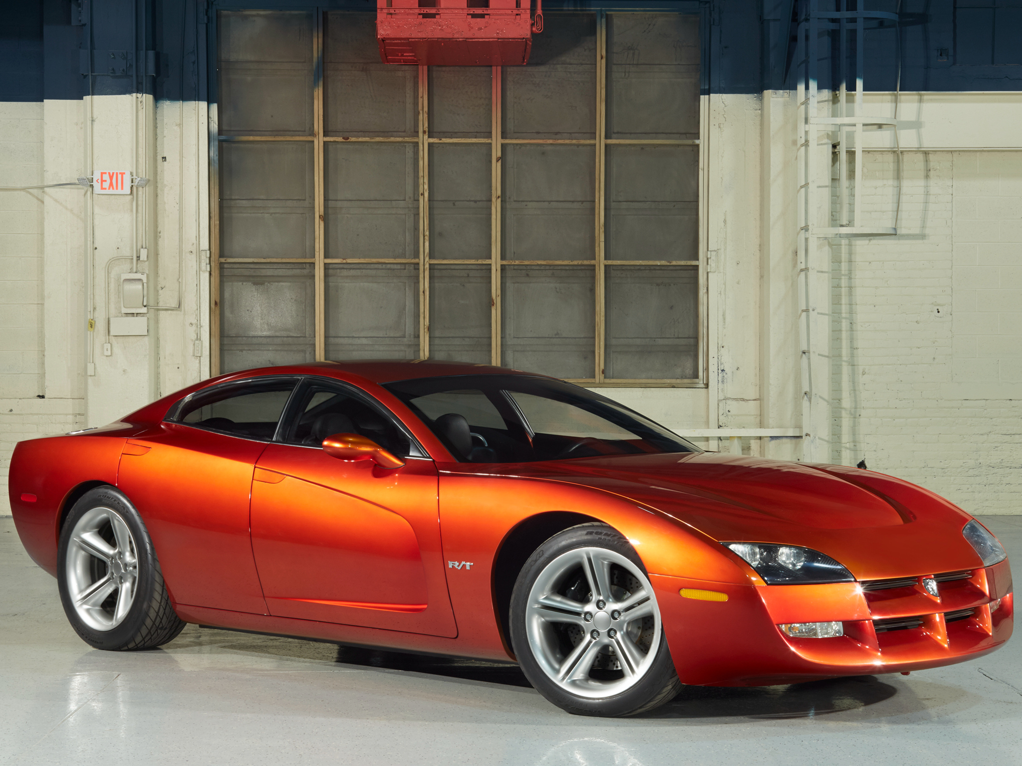1999 Dodge Charger RT Concept Vehicle photo - 2