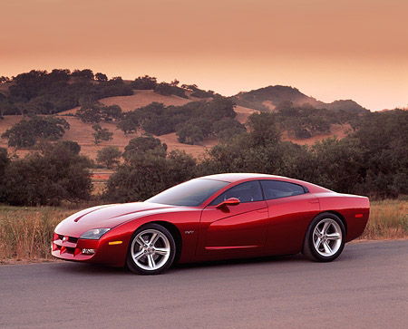 1999 Dodge Charger RT Concept Vehicle photo - 3