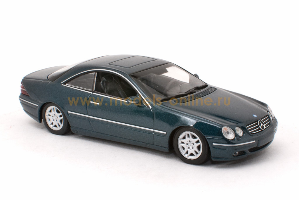 1999 Mercedes Benz CL Coupe photo - 1
