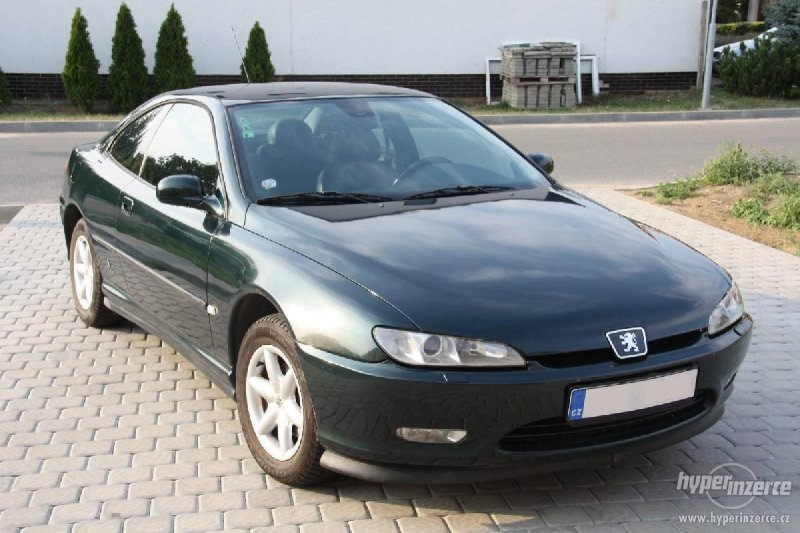 1999 Peugeot 406 Coupe photo - 2