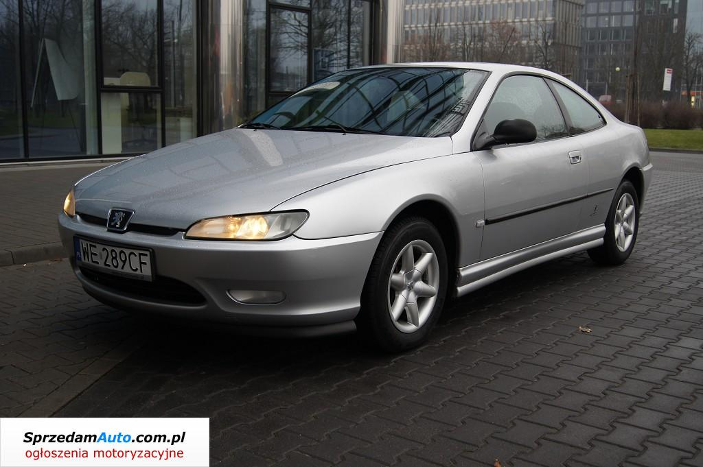 1999 Peugeot 406 Coupe photo - 3