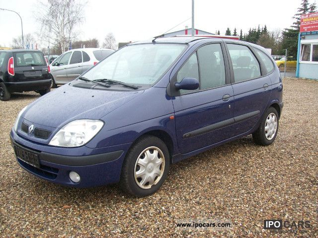 1999 Renault Scenic Rx4 Car Photos Catalog 2018