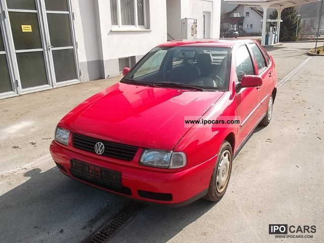 1999 Volkswagen Polo Classic photo - 2