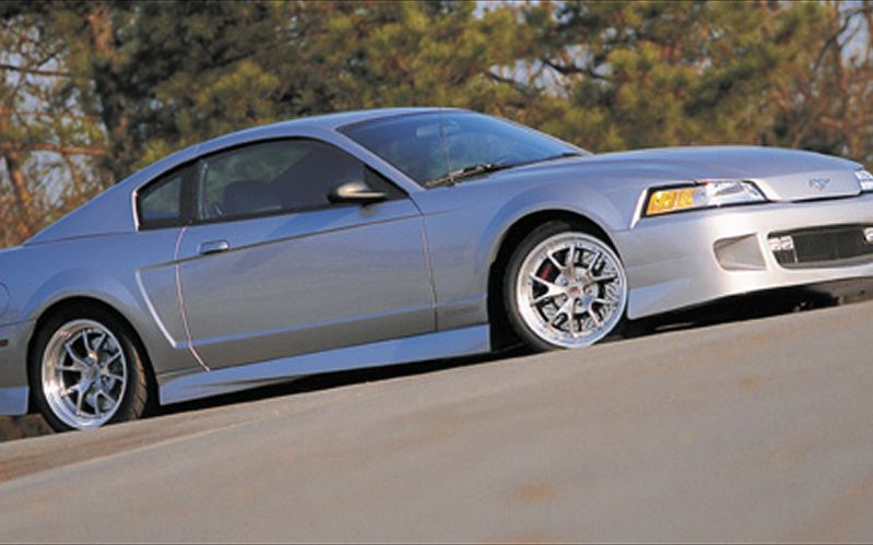 2000 Ford Mustang FR500 photo - 1