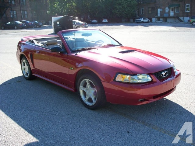 2000 Ford Mustang GT photo - 2
