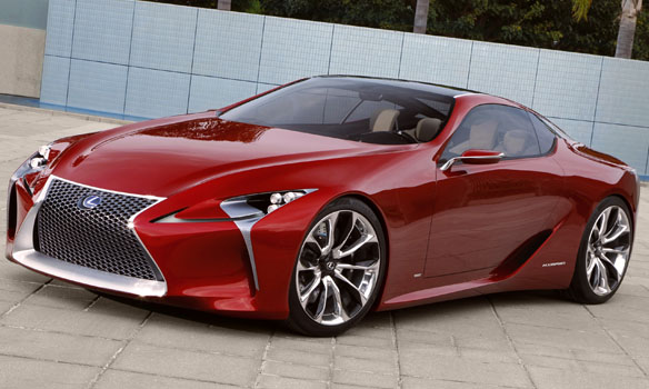 2000 Lexus Sport Coupe Concept photo - 2