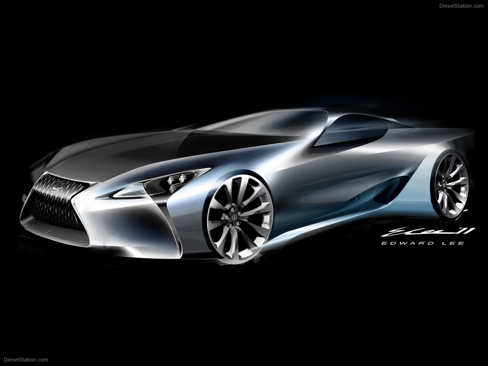 2000 Lexus Sport Coupe Concept photo - 3
