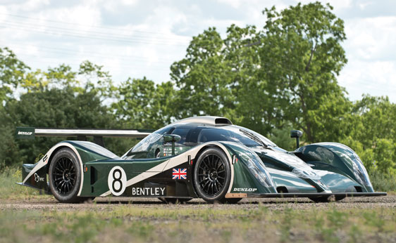 2001 Bentley EXP Speed 8 photo - 3