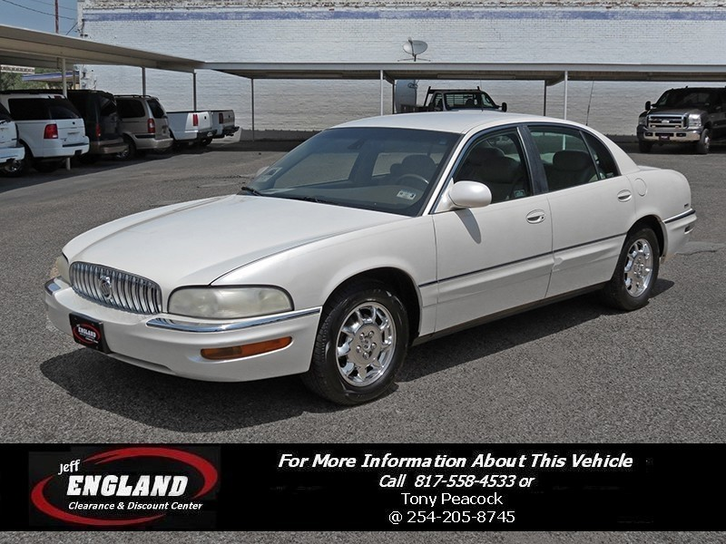 2001 Buick Park Avenue Ultra photo - 2