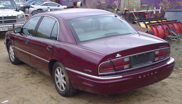 2001 Buick Park Avenue Ultra photo - 3