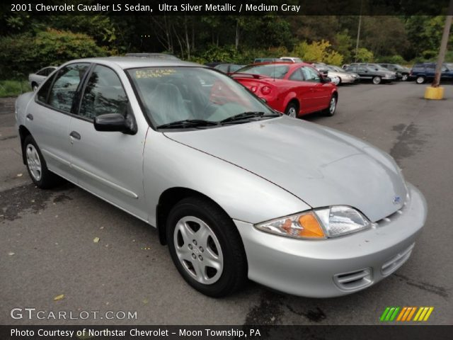 2001 Chevrolet Cavalier LS Sedan photo - 2