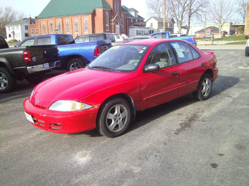 2001 Chevrolet Cavalier LS Sedan photo - 3