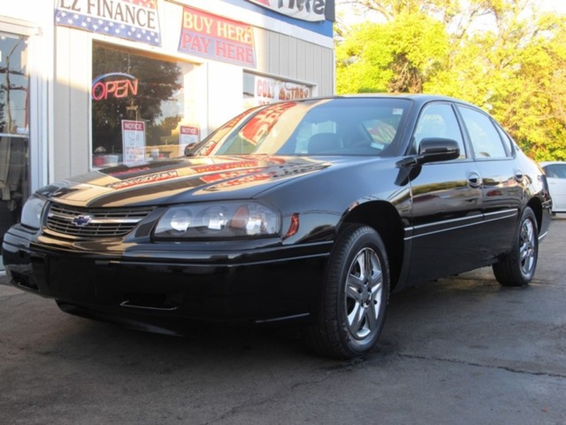 2001 Chevrolet Impala Police Package photo - 1