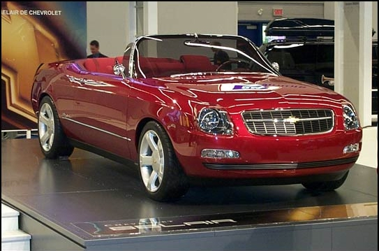 2002 Chevrolet Bel Air Concept Car Photos Catalog 2018