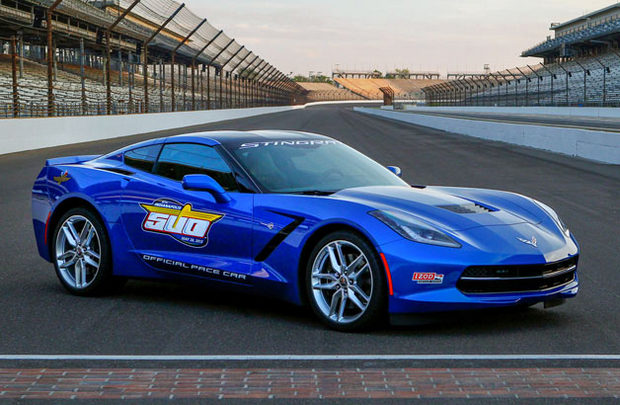 2002 Chevrolet Corvette Indy 500 Pace Car photo - 3
