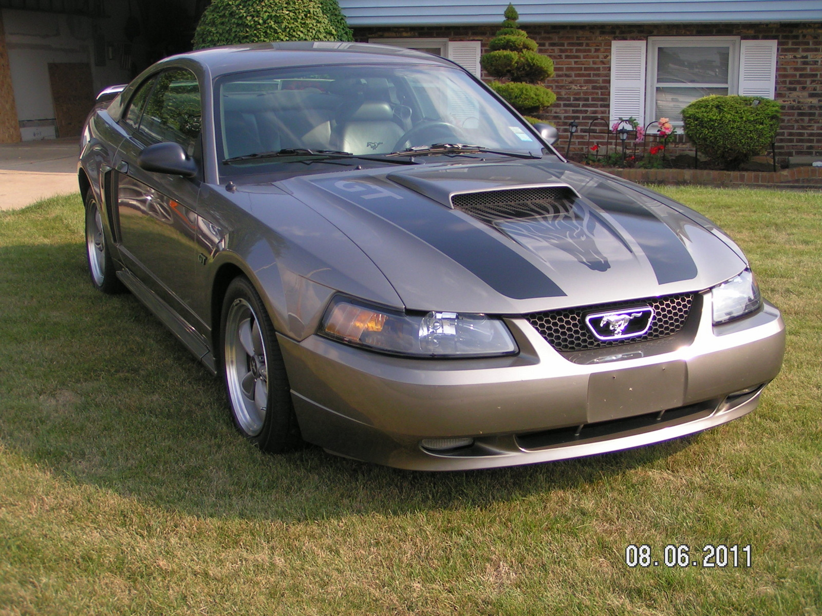 2002 Ford Mustang photo - 1